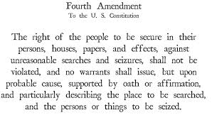 4th 5th and 6th amendment Bill of rights scenarios standard 1221 discuss the meaning and importance  violation of the 6th amendment guarantee of the right to counsel scenario 2 a neighbor is suing the joneses because a  4th & 5th amendments guarantee of the right to keep and bear arms, illegal search and seizure,.